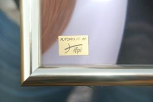 Fra gullplaten - sertifiseringen av bransjeorganisasjonen ifpi